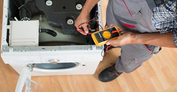 Reparatur von Haushaltsgeräten